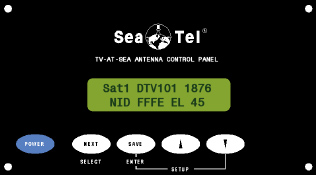 SEATEL ANTENNA SERVICE GREECE